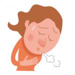 【あまり知られていない!】息苦しいのは妊娠超初期症状?